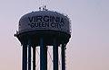 "Virginia, Minnesota Water Tower - ""Queen City"" (35637416540).jpg"