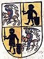 Vitaŭt Vialiki, Pahonia. Вітаўт Вялікі, Пагоня (1483) (2).jpg