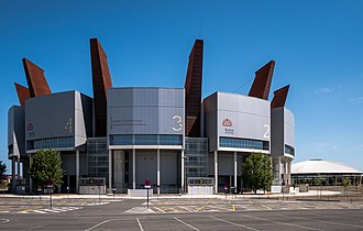 2018–19 EuroLeague - The Fernando Buesa Arena in Vitoria-Gasteiz will host the Final Four