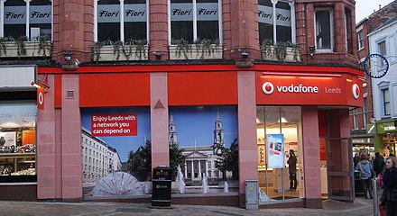 Vodafone - Wikiwand