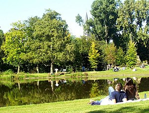 Vondelpark - Image: Vondelpark