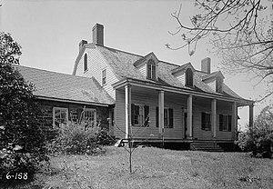 Leonia, New Jersey - Vreeland House