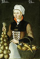 Vrouw uit Broek