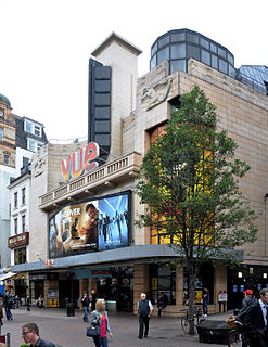 cinema in Westminster, London, England