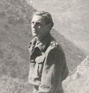 W. Stanley Moss - Moss in Crete (1944)