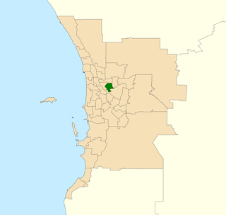 Electoral district of Maylands