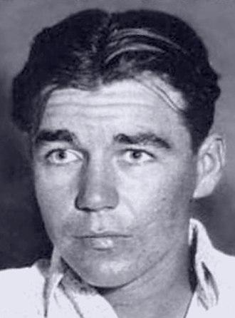 W. D. Jones - Jones in 1933