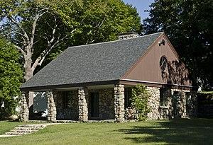 WPA Field House and Pump Station - Image: WPA Field House
