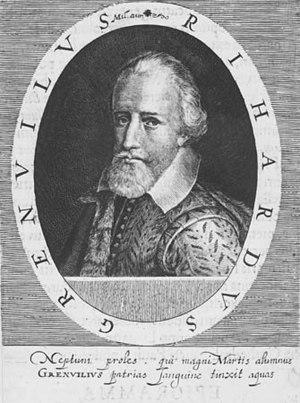 Action off Bermuda (1585) - Sir Richard Grenville