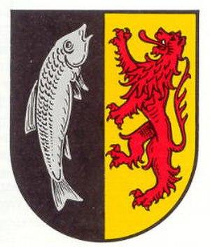 Waldfischbach-Burgalben - Image: W waldfisb og