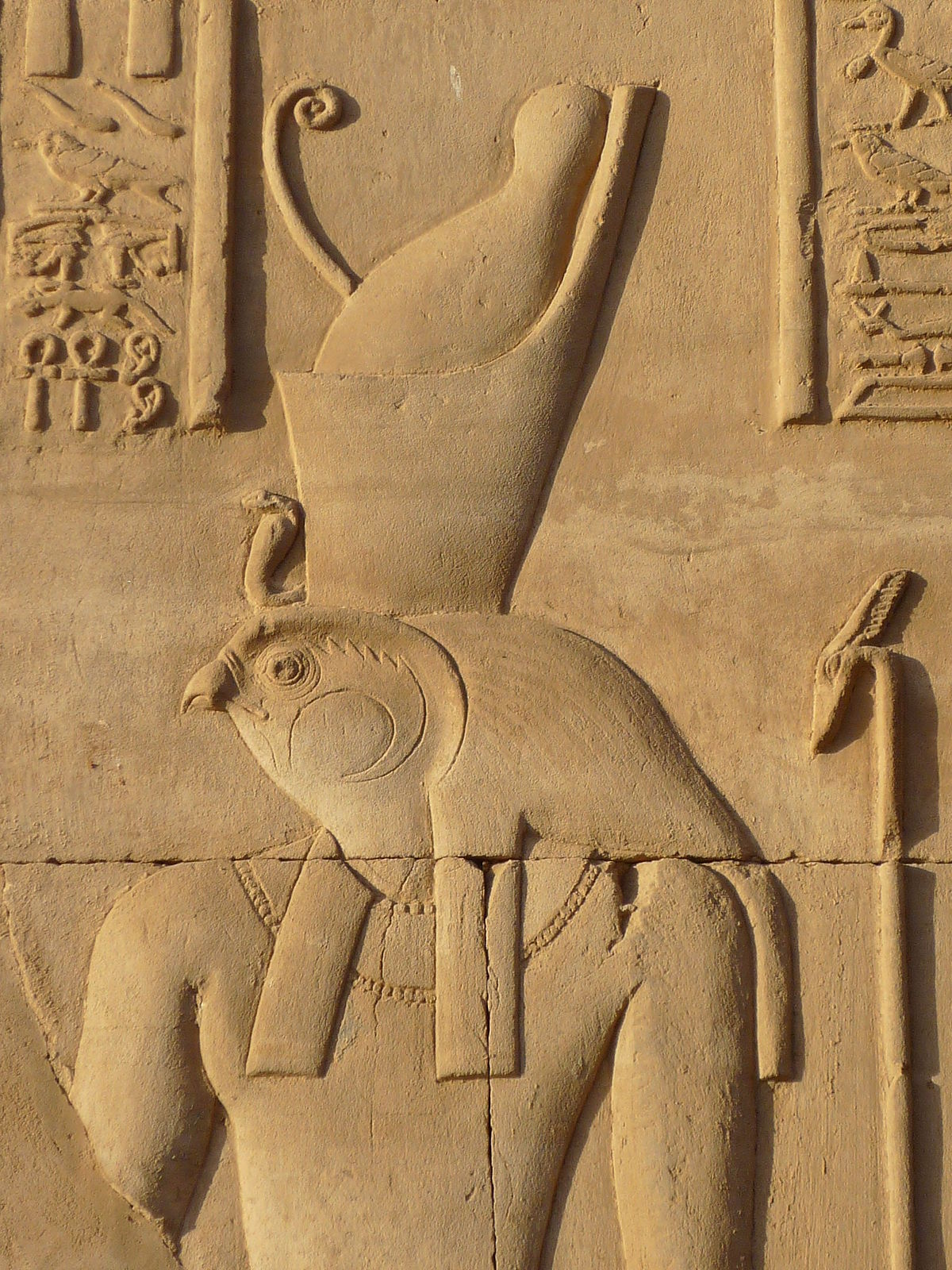 Le Dieu Horus