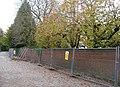 Wall under repair - geograph.org.uk - 1049551.jpg