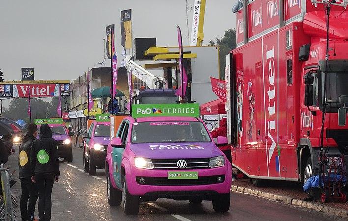 Wallers - Tour de France, étape 5, 9 juillet 2014, arrivée (A25).JPG