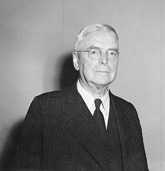 Walter Nash - Nash in 1951