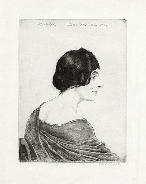 File:Wanda Landowska by Emil Orlik.jpg