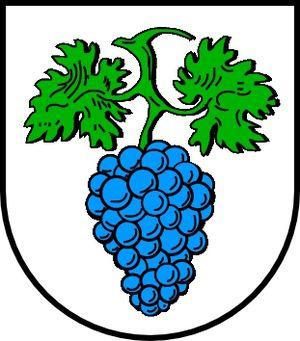 Weingarten, Rhineland-Palatinate - Image: Wappen weingarten ger