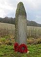 War Memorial, Compton Beauchamp - geograph.org.uk - 1750427.jpg