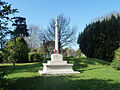 War memorial, Sutton at Hone (geograph 2838736).jpg