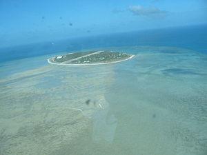 Cay - Warraber Island, Torres Strait