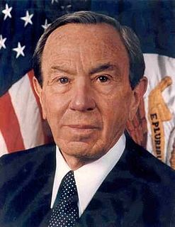 Warren Christopher former U.S. Secretary of State
