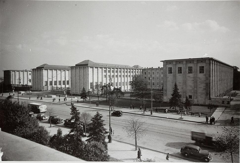 Warsaw 1938