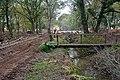 Warwickslade Cutting, bye bye footbridge - geograph.org.uk - 1560276.jpg