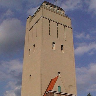 Delmenhorst - The Watertower