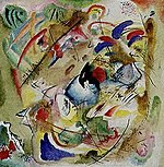 Wassily Kandinsky - Träumerische Improvisation - 14091 - Bavarian State Painting Collections.jpg