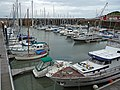 Watchet Harbour Marina - geograph.org.uk - 1715921.jpg