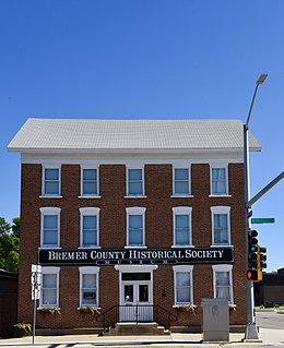 Waverly House (Waverly, Iowa) building in Iowa, United States