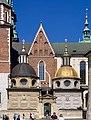 Wawel Cathedral, Kraków, Poland, Sept 2019, 09.jpg