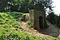 Weeting Castle - 18th C Icehouse - geograph.org.uk - 2377317.jpg