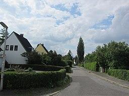 Weißdornweg in Kiel