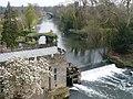 Weir - Warwick Castle - geograph.org.uk - 1712751.jpg