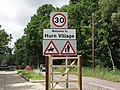 Welcome Signs - geograph.org.uk - 468318.jpg