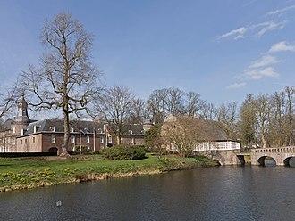 Well, Limburg - Image: Well, kasteel Well RM526579 foto 4 2016 03 26 13.42