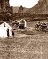 Welsh camping in Patagonian Steppe ca.1880.jpg