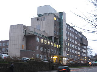 Hospital in South Yorkshire, England
