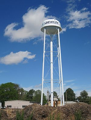 Wheatley, Arkansas - Image: Wheatley AR 015