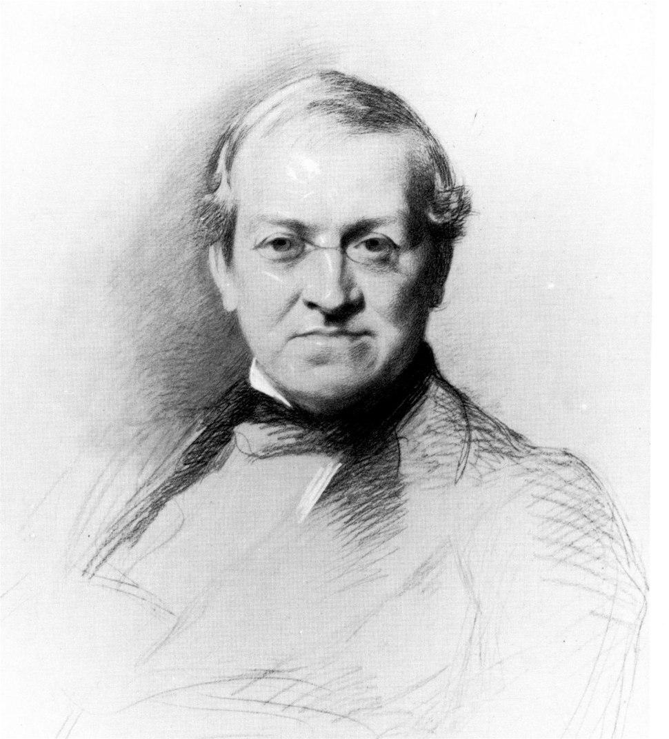 Wheatstone Charles drawing 1868