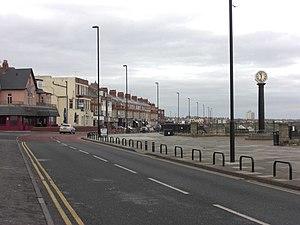 Whitley Bay - Whitley Bay Promenade