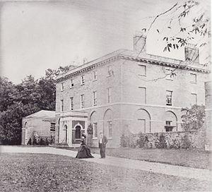 Whitson - Whitson Court, c.1890