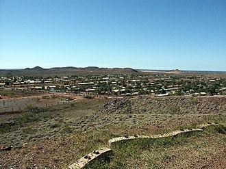 Wickham, Western Australia - Wickham townsite