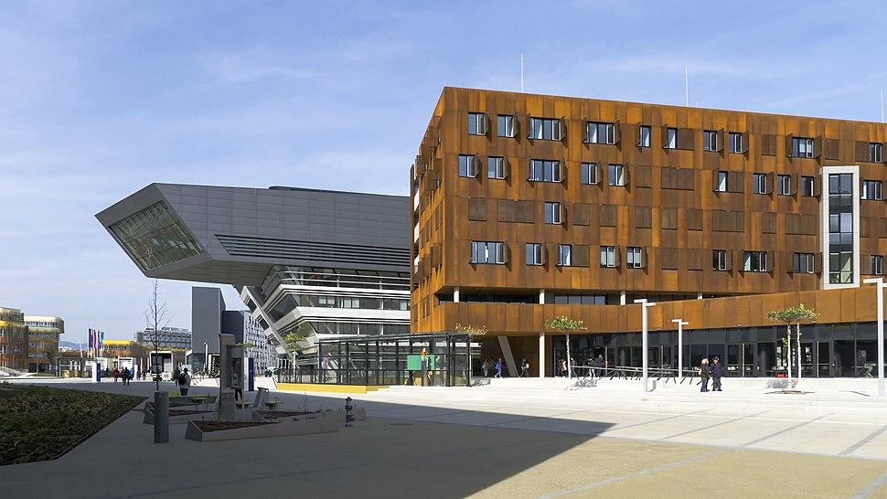 Wien 02 Campus WU a