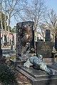 Wien Zentralfriedhof Grabmal Hrdlicka komplett.jpg