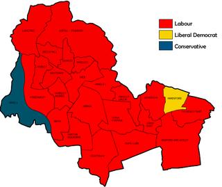 2000 Wigan Metropolitan Borough Council election