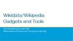 Wikidata-Wikipedia Tools.pdf