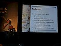 Wikimania 2018 by Samat 059.jpg