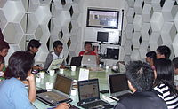 Wikimedia Cipta Basic Design Training.JPG