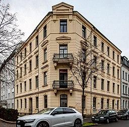 Wilhelminenstraße in Leipzig
